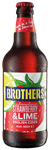 Brothers Strawberry & Lime Cider 500ml
