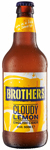 Brothers Cloudy Lemon Cider 500ml