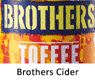 Brothers English Cider